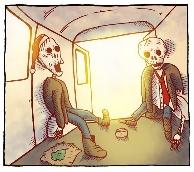 Julespesial 3/3: Jim og Alfred