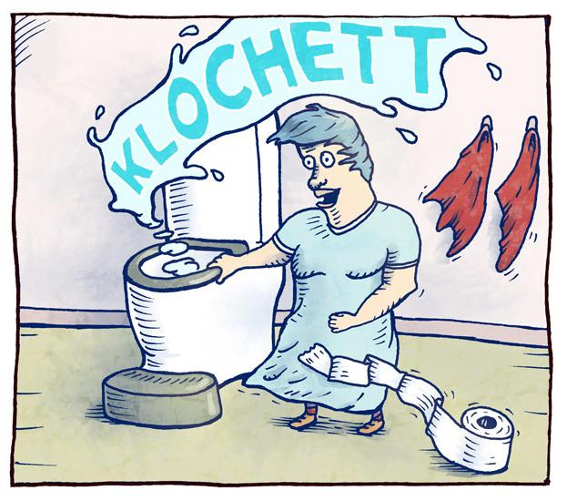 Lillerolfs toalett