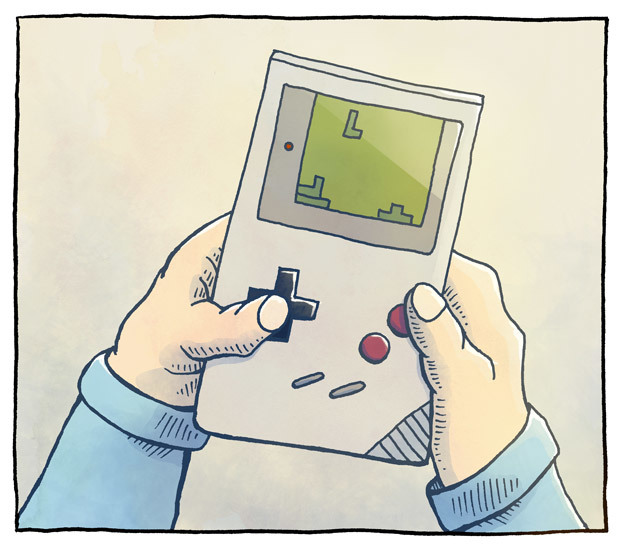 Tetris-halliser
