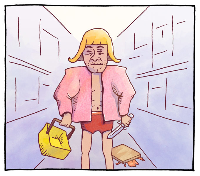 He-Man i butikk
