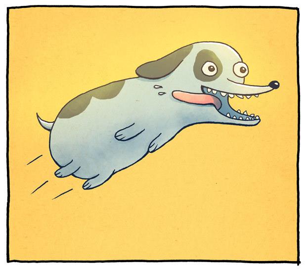 Hundens potetgull 3