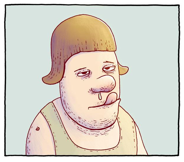 nese sår