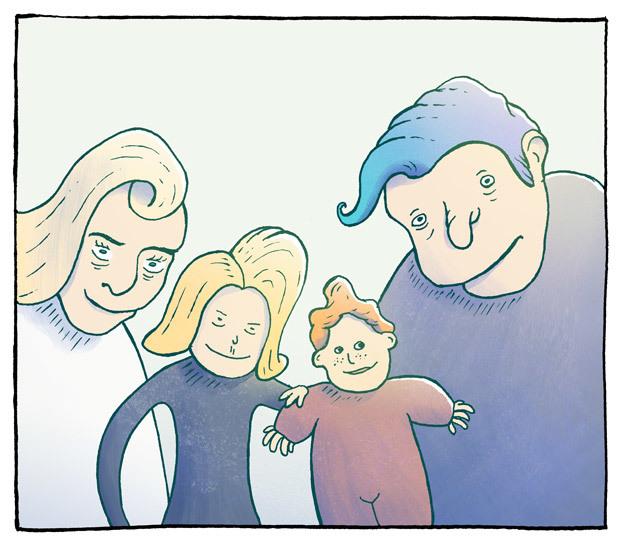 Familieguff