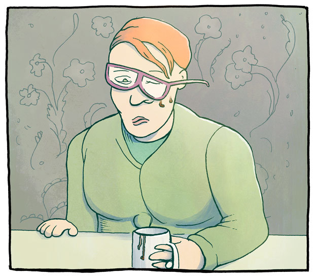 Kaffitår