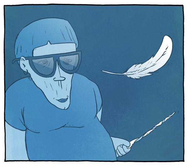 Fangstferge og 3D-briller