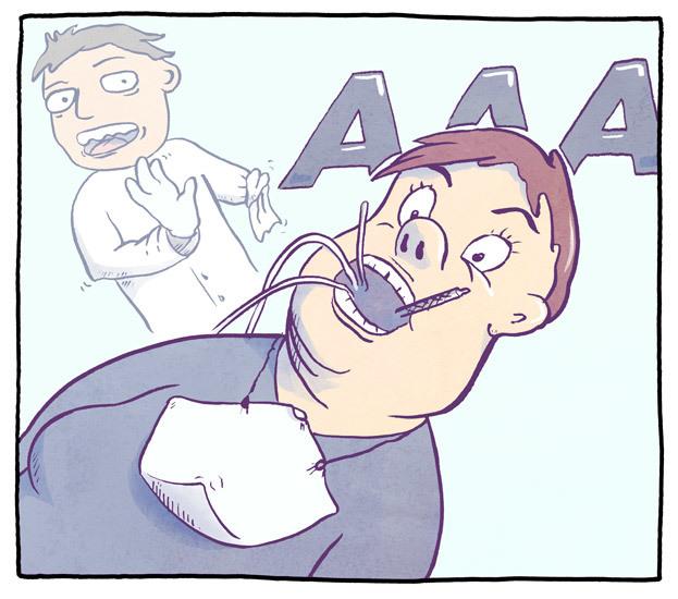 Tannlegenys 1