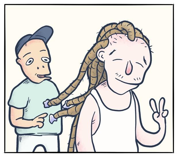 Freshe dreads 1