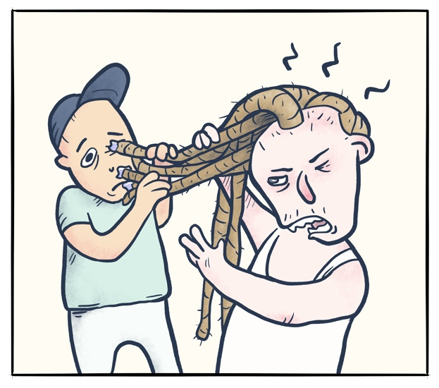 Freshe dreads 3