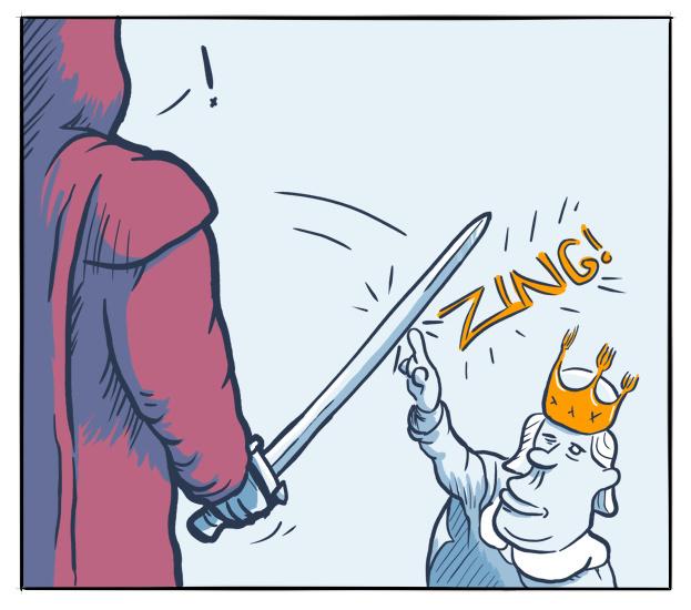 Kong Meddas 2