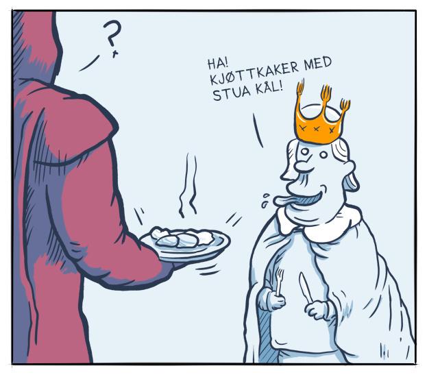Kong Meddas 3