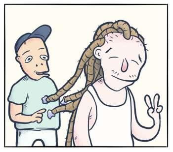 Freshe dreads